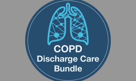 National launch of KSS AHSN's COPD dashboard