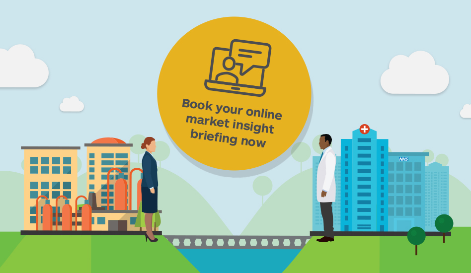 Now booking – market insight briefings for industry