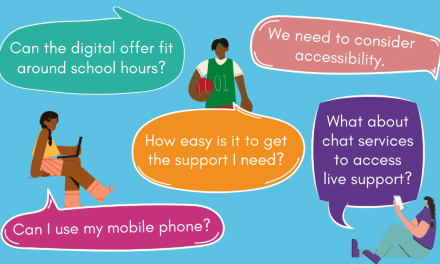 Young people recommend improvements to digital mental health services